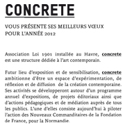 concrete art contemporain