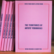 The Territories of Artists's Periodicals